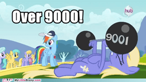 Strongest Pony