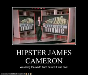 HIPSTER JAMES CAMERON
