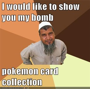 I would like to show you my bomb  pokemon card collection