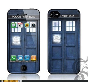 Tardis Case and Wallpaper WIN