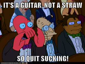 You're Guitar Playing is Bad
