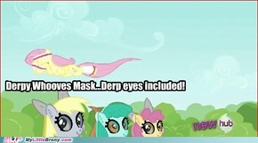 Derp Mask