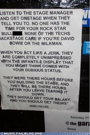 I'm Henry Rollins, and I Approve This Message