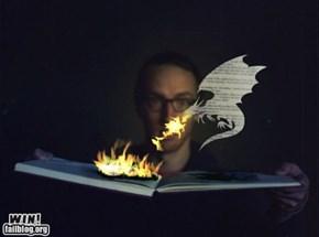 Read a Book WIN