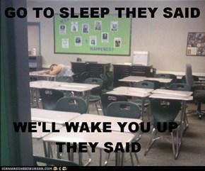 Forever Asleep