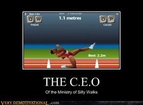 THE C.E.O