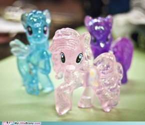 Transpara-ponies