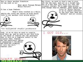 As always, Michael Bay is on it!