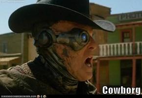 Cowborg