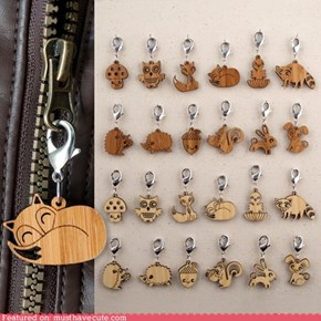 Super Cute Zipper Pulls