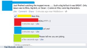 Someone Needs to Redo Their Childhood