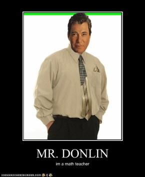 MR. DONLIN