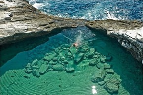 Natural Pool, Maui, Hawaii