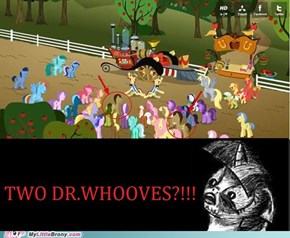 Two Dr. Whooves?