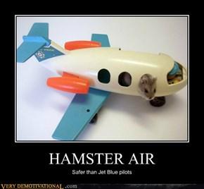 HAMSTER AIR