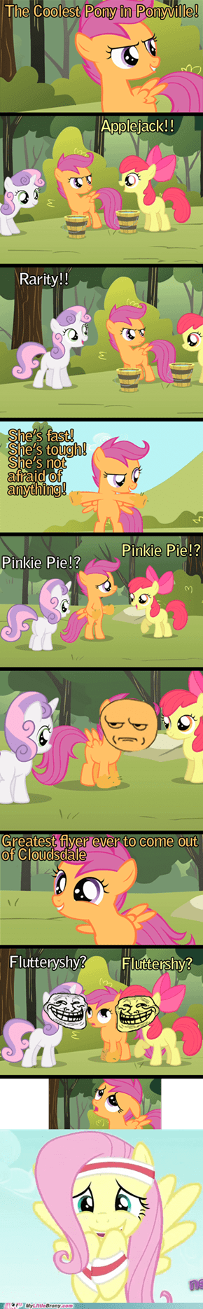 But Fluttershy is Best Pony