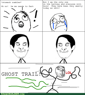 The Ghost Trail