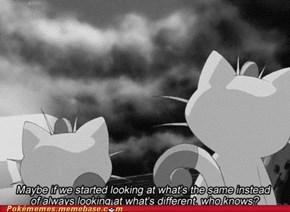Meowth's Inspiration