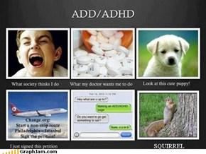 ADD/ADHD