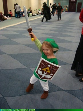 You're Never Too Young to Save the Day