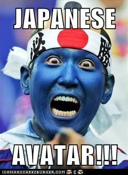 JAPANESE   AVATAR!!!