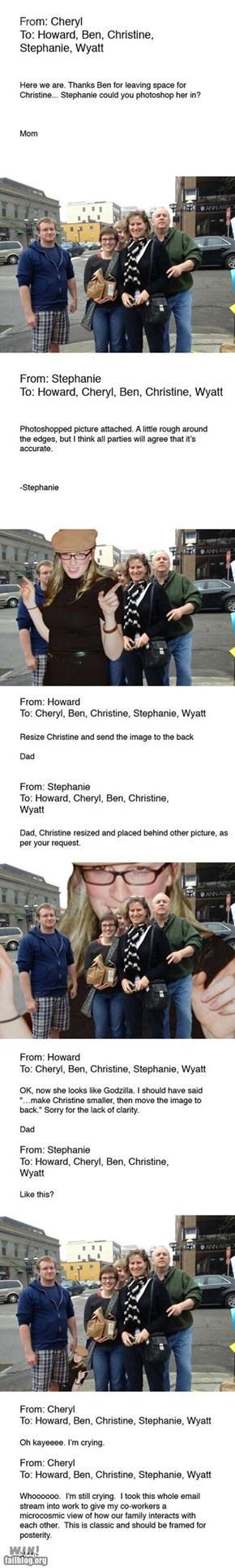WIN!: Photoshop Trolling WIN