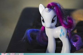 Rarity Glamor Shot
