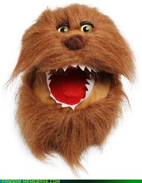 WANT: Fizzgig Plush!