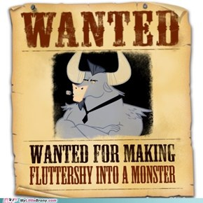 Equestria's Most Wanted: Iron Will