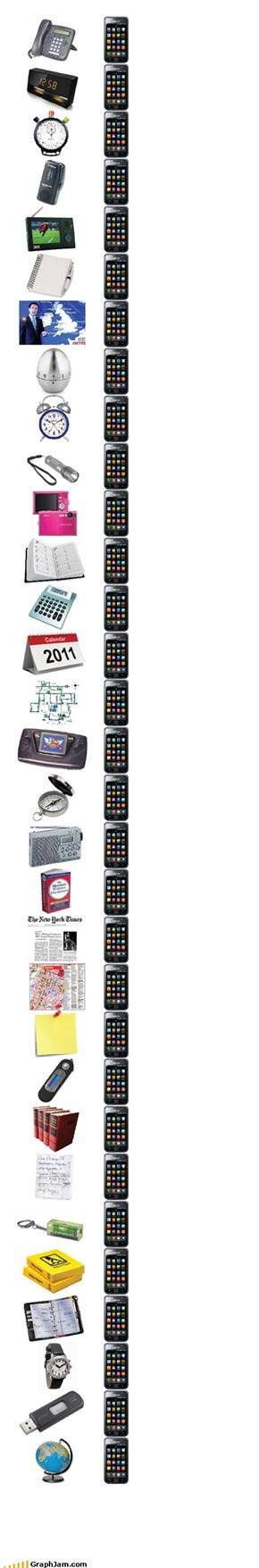 Gadgets 2000 vs. Gadgets 2012
