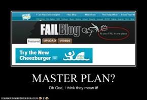 MASTER PLAN?