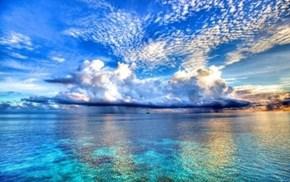 Sea Meets Sky