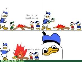Uncel Dolan Mak Big Fier