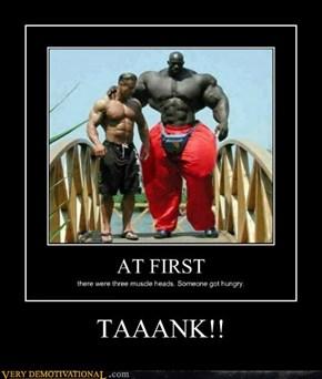 TAAANK!!