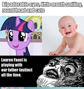 More of Lauren Faust's tricks