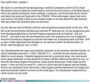 A troll brony story