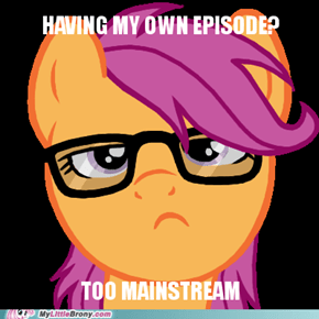 You know you want one, Scootaloo.
