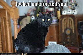 locked on targeted soul