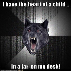 Animal Memes: Insanity Wolf - Along With an Old Soul