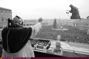DJ Spiritus Sanctus vs. MC Zilla