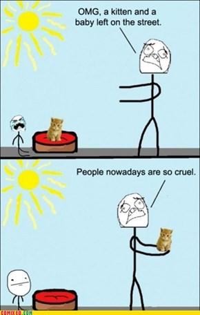 So Cruel
