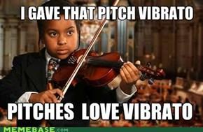 Violin'd