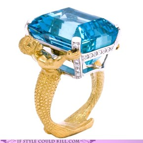 Ring of the Day: Everyday Opulence