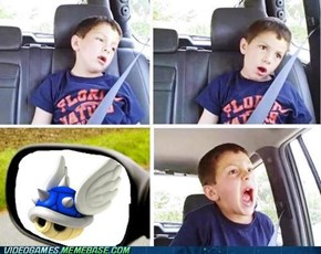 David Meets Mario Kart