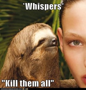 Sociopath Sloth