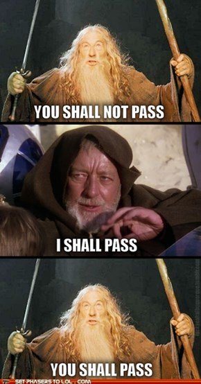 Star Wars, Lord of the Rings - Jedi Mind Tricks