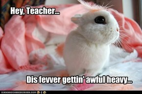 Bunneh School of Deportment.