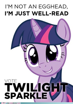 Twilight for president!