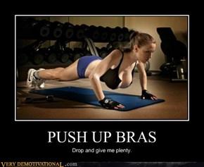 PUSH UP BRAS