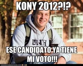 KONY 2012?!?